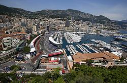 May 26, 2018 - Monte Carlo, Monaco - Motorsports: FIA Formula One World Championship 2018, Grand Prix of Monaco, ..#44 Lewis Hamilton (GBR, Mercedes AMG Petronas Motorsport) (Credit Image: © Hoch Zwei via ZUMA Wire)