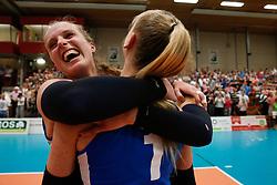 20180509 NED: Eredivisie Coolen Alterno - Sliedrecht Sport, Apeldoorn<br />Esther Hullegie (3) of Sliedrecht Sport <br />©2018-FotoHoogendoorn.nl