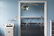 L'ospedale all'interno dell'ex carcere della Stasi. Berlino, Germania, 8 ottobre 2014. Guido Montani / OneShot<br /> <br /> The hospital of the former Stasi prison. Berlin, Germany, 8 october 2014. Guido Montani / OneShot