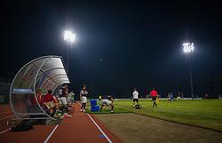 during the match of 6th. round of 2. Slovenian National League between NK Triglav Kranj an NK Roltek Dob, on 12.09.2020 in Kranj, Slovenia. Photo by Urban Meglič / Sportida