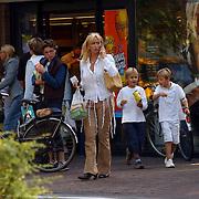 Natascha Froger - Kunst met kinderen Didier en Maxime