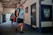Jack Murchie arrives at Central Coast Stadium. Vodafone Warriors v Manly Sea Eagles. NRL Rugby League, Central Coast Stadium, Gosford, NSW, Australia, Sunday 27th September 2020 Copyright Photo: David Neilson / www.photosport.nz