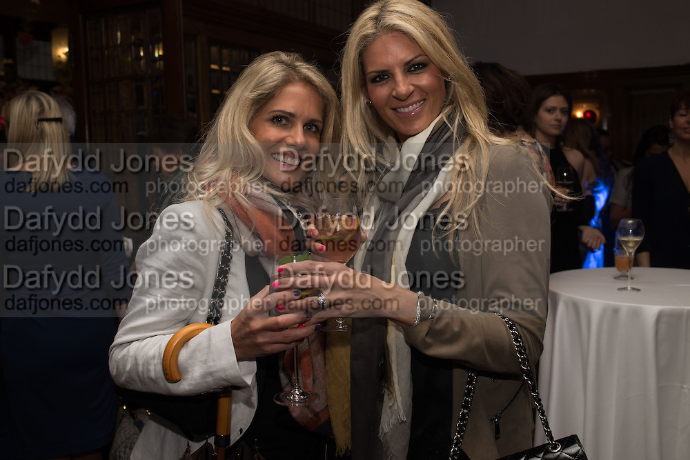 NATASHA RICHARDSON NICOLA SQUIBB, The Brown's Hotel Summer Party hosted by Sir Rocco Forte and Olga Polizzi, Brown's Hotel. Albermarle St. London. 14 May 2015