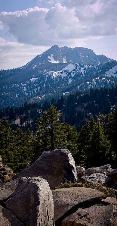 Mt. Lassen Volcanic National Park, California