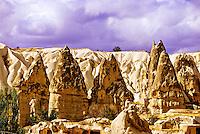 Fairy Chimneys, Goreme, Cappadocia, Turkey