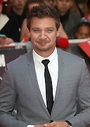 April 26, 2016 - Jeremy Renner attending 'Captain America: Civil War' European Film Premiere at Vue Westfield in London, UK.<br /> ©Exclusivepix Media