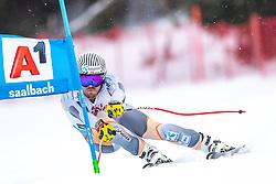 14.02.2020, Zwölferkogel, Saalbach Hinterglemm, AUT, FIS Weltcup Ski Alpin, Super G, Herren, im Bild Kjetil Jansrud (NOR) // Kjetil Jansrud of Norway in action during his run for the men's SuperG of FIS Ski Alpine World Cup at the Zwölferkogel in Saalbach Hinterglemm, Austria on 2020/02/14. EXPA Pictures © 2020, PhotoCredit: EXPA/ Johann Groder