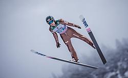 30.12.2018, Schattenbergschanze, Oberstdorf, GER, FIS Weltcup Skisprung, Vierschanzentournee, Oberstdorf, 2. Wertungsdurchgang, im Bild Jakub Wolny (POL) // Jakub Wolny of Poland during his 2nd Competition Jump for the Four Hills Tournament of FIS Ski Jumping World Cup at the Schattenbergschanze in Oberstdorf, Germany on 2018/12/30. EXPA Pictures © 2018, PhotoCredit: EXPA/ Stefanie Oberhauser