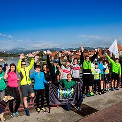 20170429: SLO, Marathon - Priprave za Ljubljanski maraton 2017, Maribor