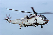 Westland Sh-3 Royal Navy military SH3