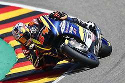 14-juli-2018 Sachsenring - Pramac Motorrad Grand Prix Deutschland - Rotterdammer Bo Bendsneyder start zondag in de Moto2 klasse op het duitse Sachsenrin vanaf een 21e startplek.