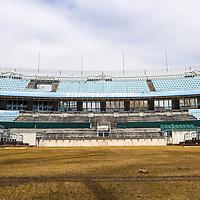 Steffi-Graf-Stadion im Wartemodus - 01.04.2020