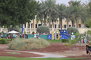 Andrea Pavan (ITA) on the 10th tee during the 3rd round of the DP World Tour Championship, Jumeirah Golf Estates, Dubai, United Arab Emirates. 17/11/2018<br /> Picture: Golffile | Fran Caffrey<br /> <br /> <br /> All photo usage must carry mandatory copyright credit (© Golffile | Fran Caffrey)