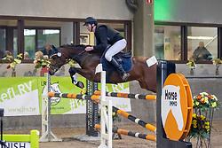 Braspenning Berre, BEL, Okki<br /> Nationaal Indoorkampioenschap  <br /> Oud-Heverlee 2020<br /> © Hippo Foto - Dirk Caremans