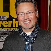 NLD/Amsterdam/20121121 - Presentatie deelnemers comedy avond Lulverhalen, Joost Buitenweg