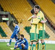 Norwich City U23 v Dinamo Zagreb 270217