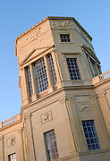 Radcliffe Observatory was the astronomical observatory of Oxford University from 1773 until 1934.The observatory building commenced to designs by Henry Keene in 1772, and was completed in 1794 to the designs of James Wyatt, based on the Tower of the Winds in Athens.The building is now used by Green Templeton College off the Woodstock Road and forms a centrepiece for the college