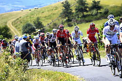 July 16, 2017 - Puy En Velay, France - Le Puy-en-Velay, France - July 16 : BENOOT Tiesj of Lotto Soudal during stage 15 of the 104th edition of the 2017 Tour de France cycling race, a stage of 189.5 kms between Laissac-Severac l'Eglise and Le Puy-en-Velay on July 16, 2017 in Le Puy-en-Velay, France, 16/07/2017 (Credit Image: © Panoramic via ZUMA Press)