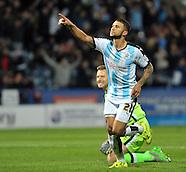 Huddersfield Town v Milton Keynes Dons 201015