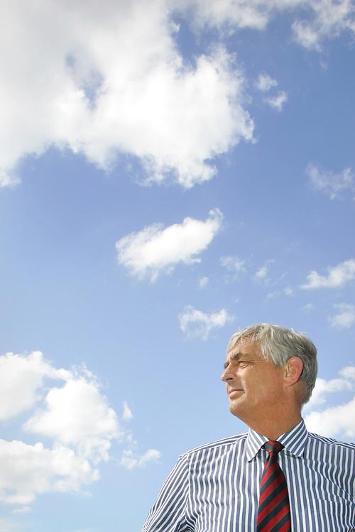 Ludo van Halderen, Chief Executive Officer (CEO) of Nuon.