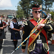 The Highland Games-colour
