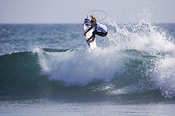September 12, 2017 - Lakey Peterson of USA surfing during Heat 2 Round Three of Swatch Pro at Lower Trestles in San Clemente, CA, USA..Swatch Pro 2017, California, USA - 12 Sep 2017 (Credit Image: © Rex Shutterstock via ZUMA Press)
