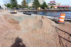 Boathouse at Canal Dock Phase II | State Project #92-570/92-674 Construction Progress Photo Documentation No. 15 on 22 September 2017. Image No. 32