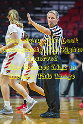 NORMAL, IL - November 05:  Tim Daley during a college women's basketball game between the ISU Redbirds and the Truman State Bulldogs on November 05 2019 at Redbird Arena in Normal, IL. (Photo by Alan Look)