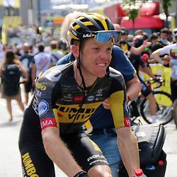 ANDORRA (AND)CYCLING: <br /> 15th stage Tour de France Carcassone-Andorra<br /> Steven Kruijswijk