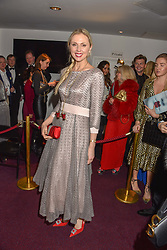26 January 2020 - Ekaterina Fields at the Ballet Icons Gala at the London Coliseum, St.Martin's Lane, London.<br /> <br /> Photo by Dominic O'Neill/Desmond O'Neill Features Ltd.  +44(0)1306 731608  www.donfeatures.com