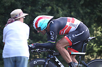 CYCLING - TOUR DE FRANCE 2012 - STAGE 9 - Individual Time Trial - Arc-et-Senans > Besançon (38 km) - 09/07/2012 - PHOTO MANUEL BLONDEAU / DPPI - RADIOSHACK NISSAN TEAMRIDER FABIAN CANCELLARA OF SWITZERLAND