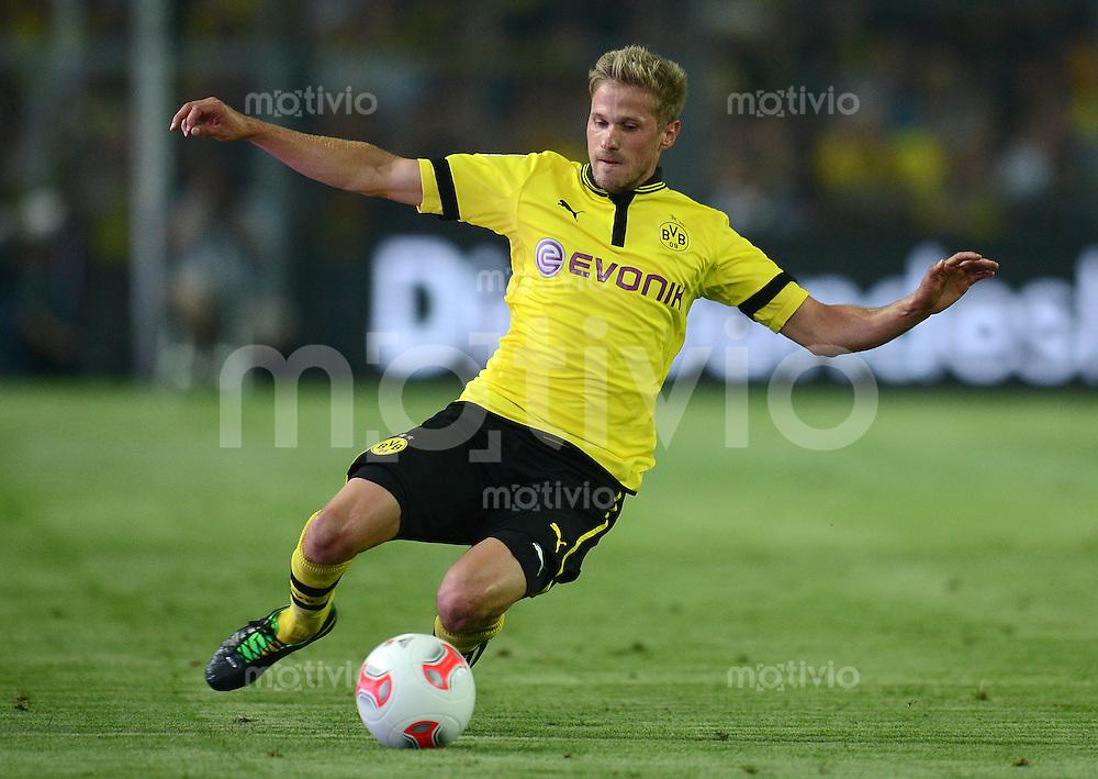 FUSSBALL   1. BUNDESLIGA   SAISON 2012/2013   1. SPIELTAG Borussia Dortmund - SV Werder Bremen                  24.08.2012      Oliver Kirch (Borussia Dortmund)