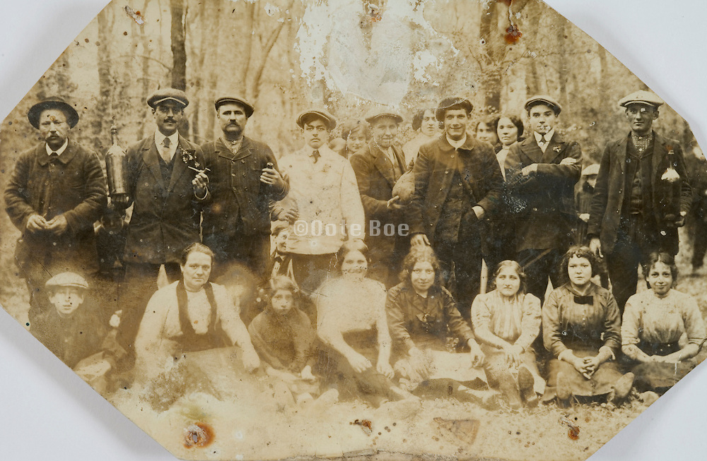 withering photo of a local community portrait