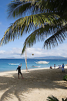 Puerto Galera is made up of many different beaches.  Small La Laguna, Big La Laguna and Sabang are the most popular beaches with divers, but lack sandy beaches.  White Beach is the place for beach lovers who are not so interested in scuba diving.
