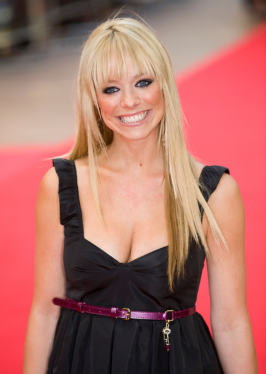 LONDON - JULY 21: Liz Mclarnon arrives at the European  film premiere of 'The Dark Knight' at Odeon, Leicester Square on July 21, 2008 in London, England.