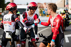 Sloveian Road Cycling Championship Time Trial 202, on June 17, 2021 in Koper, Slovenia. Photo by Grega Valancic / Sportida.