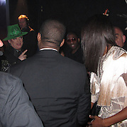 Kanye West, Boy George and Naomi Campbell..2011 amfAR's Cinema Against AIDS Gala Inside..2011 Cannes Film Festival..Hotel Du Cap..Cap D'Antibes, France..Thursday, May 19, 2011..Photo By CelebrityVibe.com..To license this image please call (212) 410 5354; or.Email: CelebrityVibe@gmail.com ;.website: www.CelebrityVibe.com.**EXCLUSIVE**