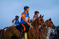 Yara De Boer, (NED), Sumaya G - Endurance - Alltech FEI World Equestrian Games™ 2014 - Normandy, France.<br /> © Hippo Foto Team - Leanjo De Koster<br /> 25/06/14