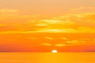 Long Island Sound, Southold, New York, Sunset