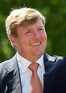 """King Willem-Alexander opened """"The Heerd"""", 01-07-2015"""