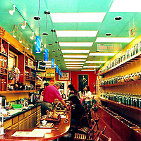Tea shop, Chinatown, SF