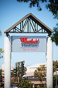 Westfield MainPlace Shopping Mall in Santa Ana