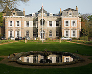 Saumarez Park Manor house and garden, Castel, Guernsey