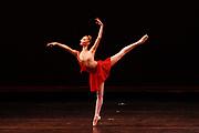 "9/14/2008 -- GASTON DE CARDENAS/EL NUEVO HERALD -- MIAMI --  Jordan Elizabeth Long from the Cuban Classical Ballet of Miami perform "" Diana and Acteon"" at the XIII International Ballet Festival of Miami."