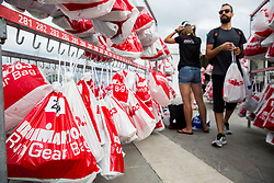 Bike Check in 1 day before competition Ironman 70.3 Slovenian Istra 2018, on September 22, 2018 in Koper / Capodistria, Slovenia. Photo by Vid Ponikvar / Sportida