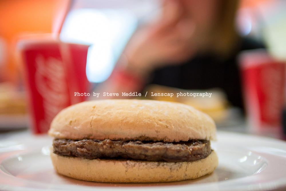 Take Away Hamburger - Apr 2014.