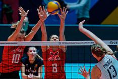20200109 NED: Olympic qualification tournament women Croatia - Belgium, Apeldoorn