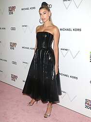 Hailey Baldwin at the Whitney Studio Party in New York. 22 May 2018 Pictured: Hailey Baldwin. Photo credit: MEGA TheMegaAgency.com +1 888 505 6342