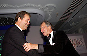 Harry Herbert and Arnaud Bamberger, The 2004 Cartier Racing awards, Four Seasons Hotel. London. 17 November 2004. ONE TIME USE ONLY - DO NOT ARCHIVE  © Copyright Photograph by Dafydd Jones 66 Stockwell Park Rd. London SW9 0DA Tel 020 7733 0108 www.dafjones.com