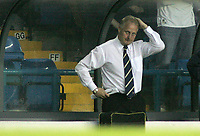 Photo: Paul Thomas.<br /> Leeds United v Sunderland. Coca Cola Championship. 13/09/2006.<br /> <br /> Kevin Blackwell, Leeds manager.